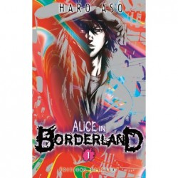 Alice in Borderland T.01
