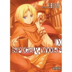 Spice and Wolf T.09