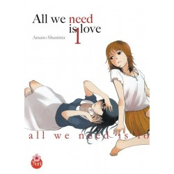 All we need is love T.01