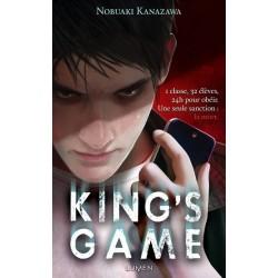 King's Game - Roman T.01