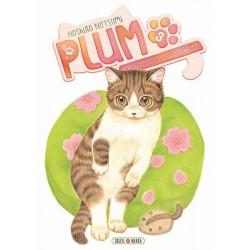 Plum - un amour de chat T.03