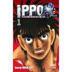 Hajime No Ippo - Saison 4 T.01