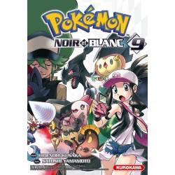 Pokémon noir et blanc T.09
