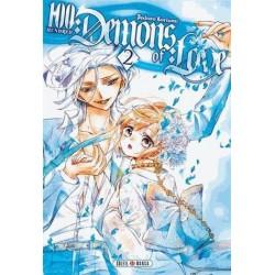 100 demons of love T.02