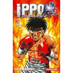 Hajime No Ippo - Saison 4 T.02