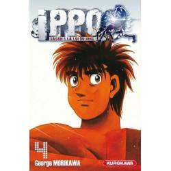 Hajime No Ippo - Saison 4 T.04