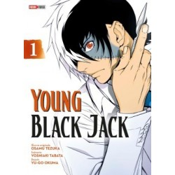 Young Black Jack T.01