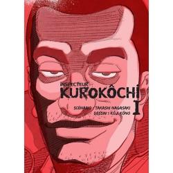 Inspecteur Kurokôchi T.01