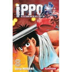 Hajime No Ippo - Saison 4 T.08