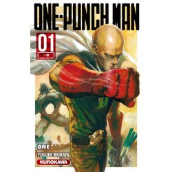 One Punch Man T.01