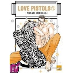 Love Pistols T.01