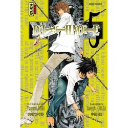 Death Note T.05