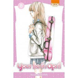 Your lie in april T.08