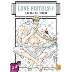 Love Pistols T.02