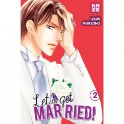 Let's get married ! T.02
