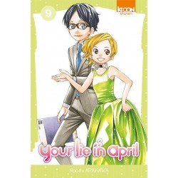 Your lie in april T.09