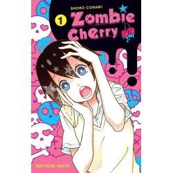 Zombie Cherry T.01