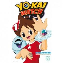 Yô-kai Watch T.01