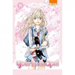 Your lie in april T.11
