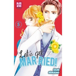 Let's get married ! T.05